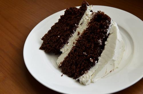 Posie Gets Cozy Chocolate Cake