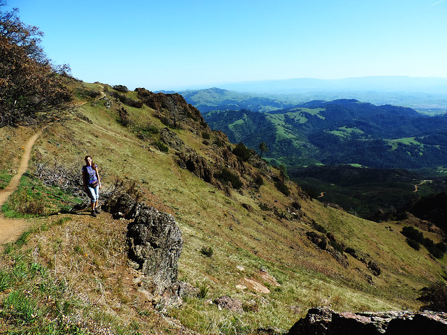 Best Early Spring Hikes In California: Mount Diablo State Park, California, USA