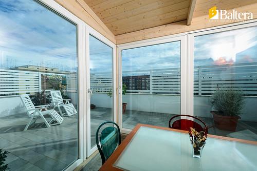 Serra bio balcone baltera porte e finestre flickr - Baltera srl unipersonale porte e finestre ...