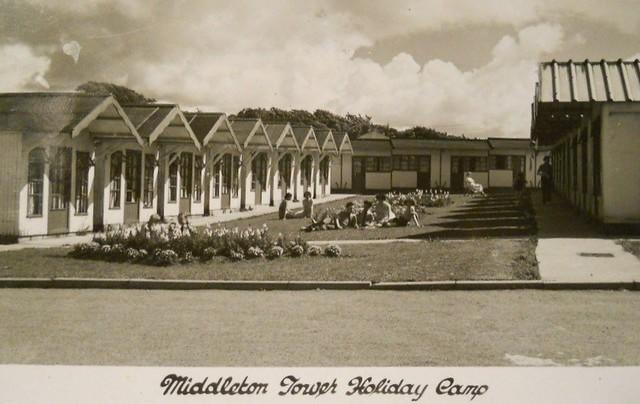 Holiday Camp Uk Middleton Tower Pontins Flickr