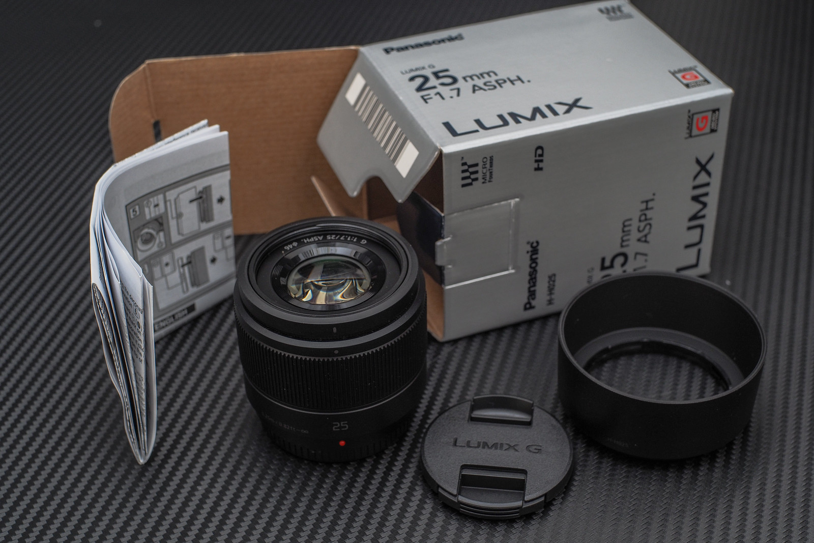 Panasonic Lumix G 25mm F 17 Flickr F17 Asph Lens