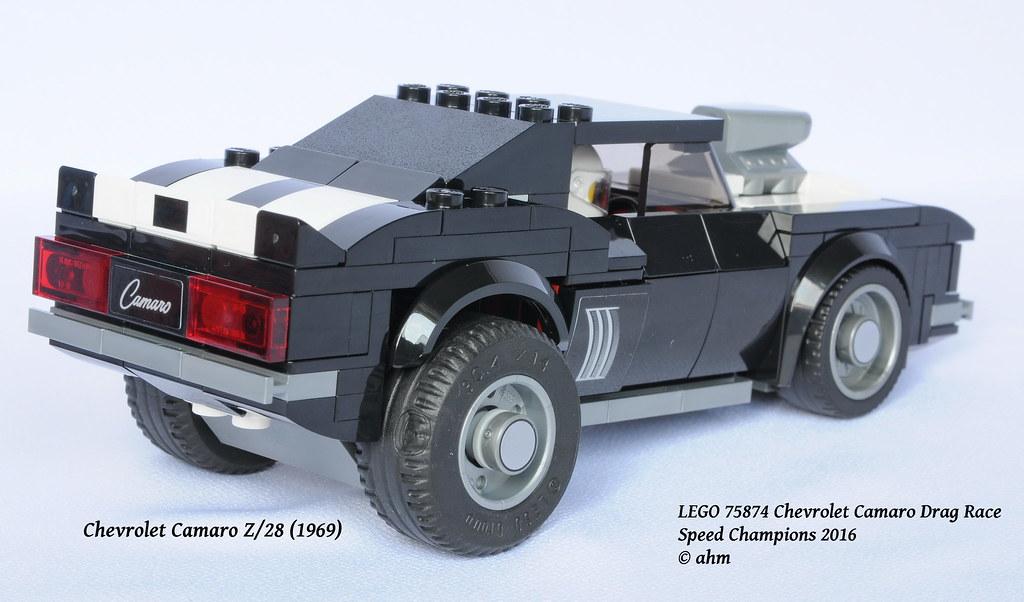 Lego 75874 Chevrolet Camaro Drag Race Lego 75874 Chevrolet Flickr