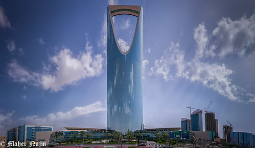 The Kingdom Tower | by MNmagic
