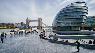 London City Hall - ZEISS Batis 2.8/18 @ f/8 - DSC09997 | by H.Hackbarth