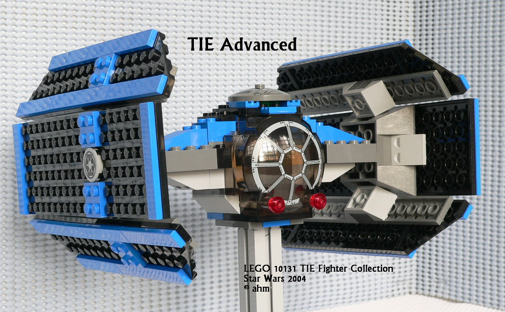 ... Star Wars LEGO 10131 TIE Fighter Collection   by KatanaZ