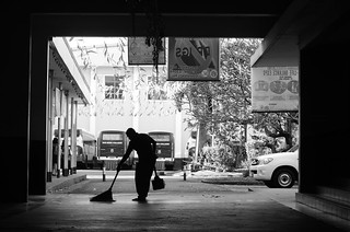 Sweep | by RM Ampongan