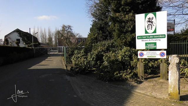 Enschede, Bothoven (2016) - AC ter Kuile Textiles, Kneedweg
