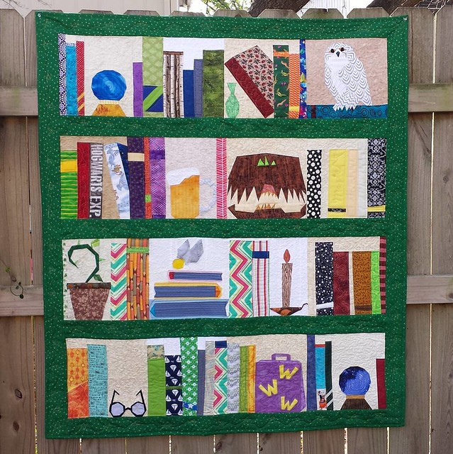2 of 2! On #talktometuesday today, #projectofdoom for charity. Blocks designed, tops pieced, and quilts bound by me.  Blocks made by the #pod Facebook group! To be donated to @thelinusconnection. Quilted by sarahssewingstudio.com. #freepatterns on @fandom