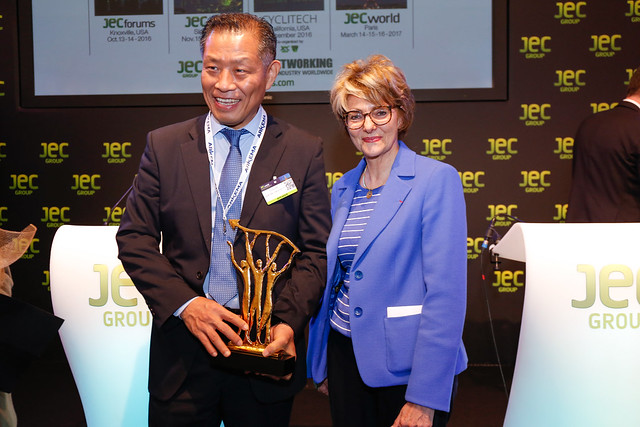 JEC World 2016: Innovation Awards