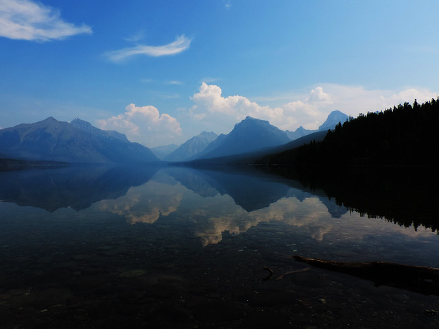 Lake McDonald, Going-To-The-Sun Road, Glacier National Park