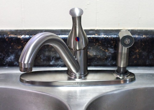 Back In Faucet Action I Tried All The Steps To Fix My