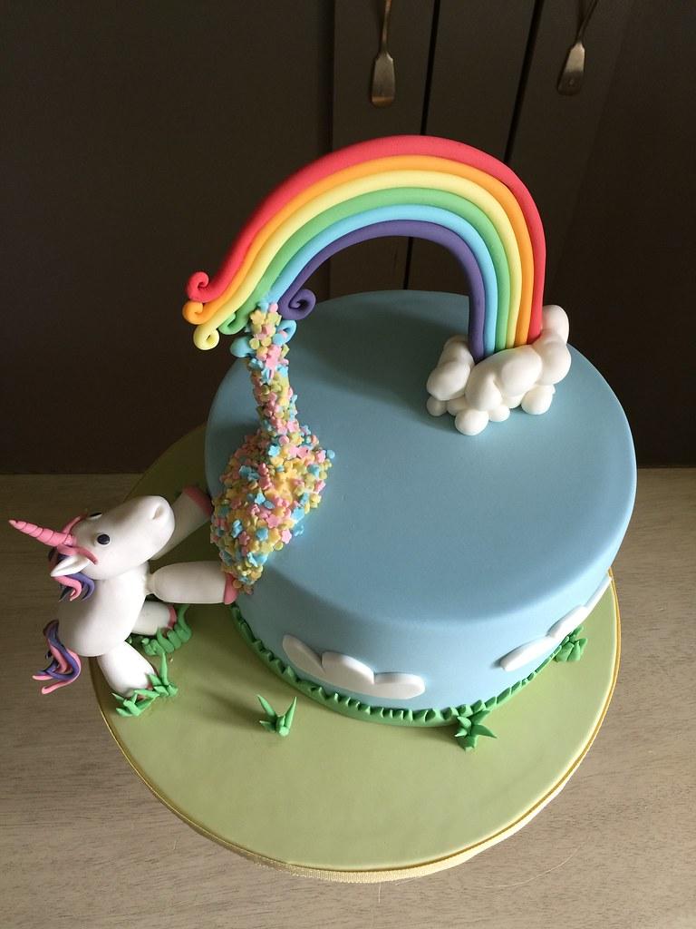 Unicorncake Unicorn Rainbow