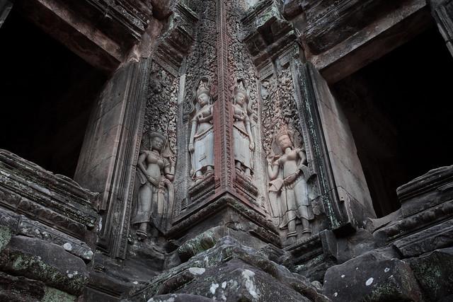 Chau Say Tevoda - Angkor Wat