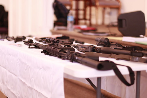 Gun Control & Safety