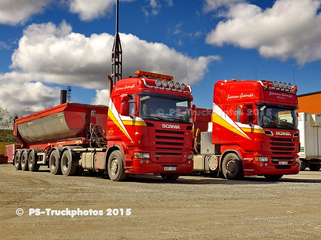 VOLVO and SCANIA trucks | Flickr