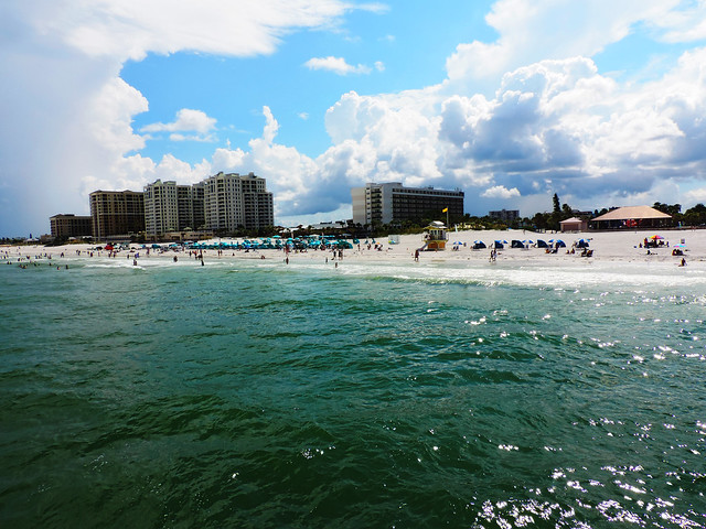 Clearwater Beach, Tampa, Florida
