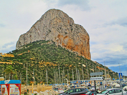 Calpe New City Centre 11 | by worldtravelimages.net