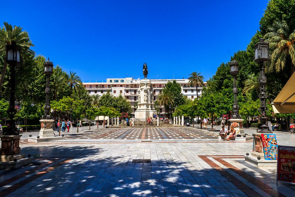 Sevilla - Plaza Nueva