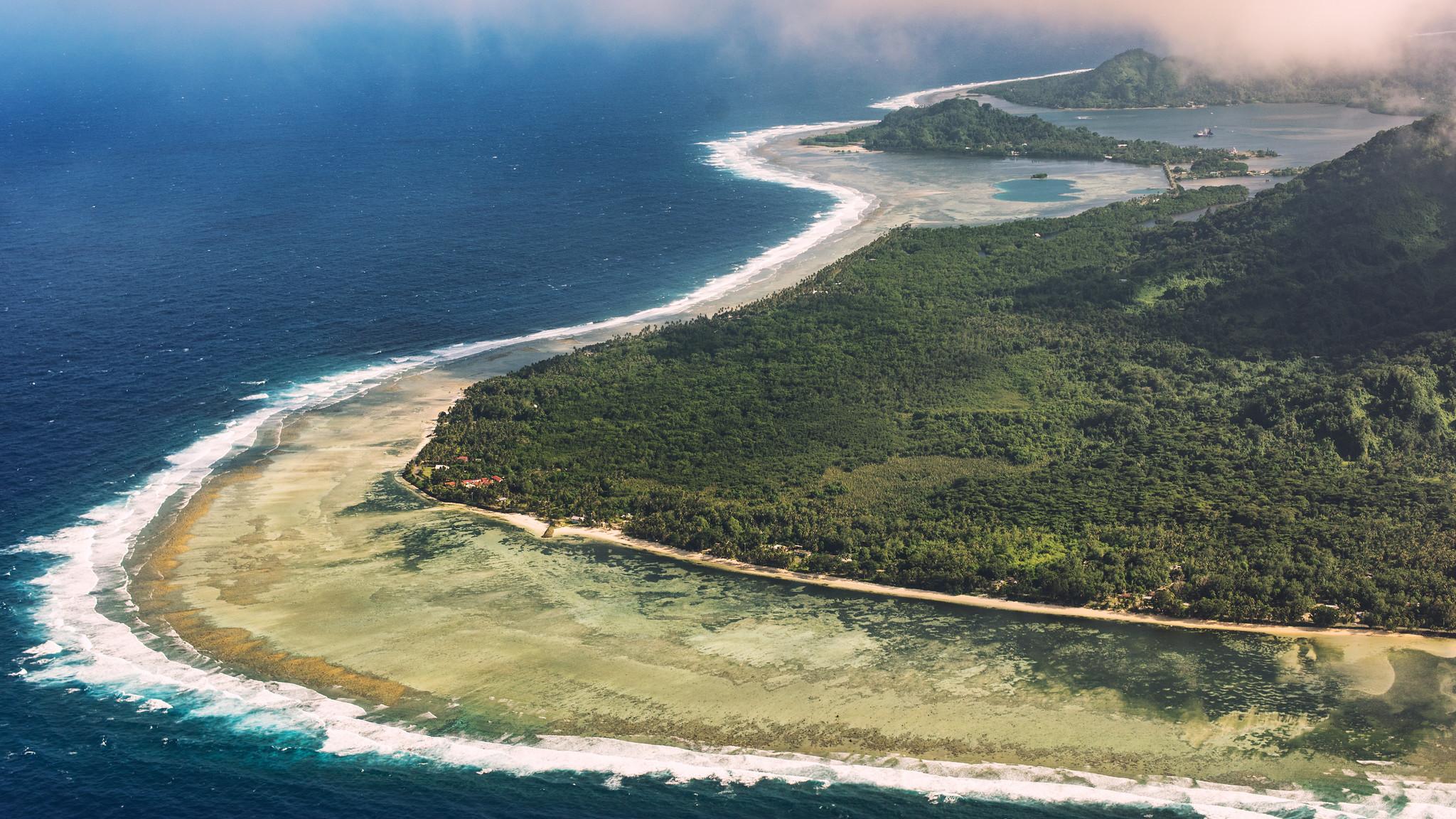 Pohnpei Coastline