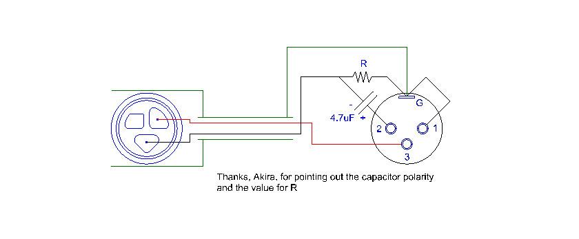25424651236_db474a7f6f_b primo bt em172 to p48 xlr wiring after a bunch of experime flickr xlr phantom power wiring diagram at bayanpartner.co