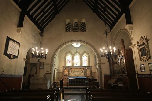 St Mary, Betteshanger, Kent
