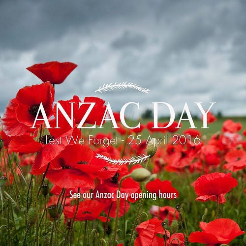 opening hours anzac day - photo #5