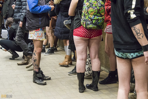 no pants subway ride montreal 2016 - 30 | by Eva Blue