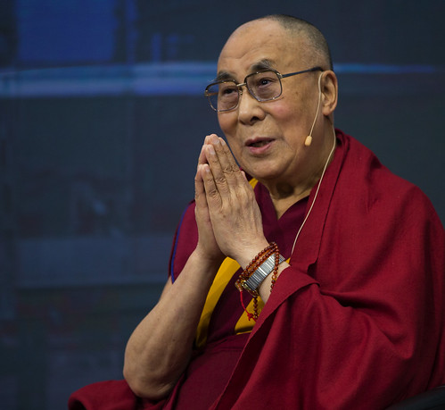 His Holiness the Dalai Lama in Geneva | by US Mission Geneva