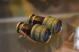 Antique military binoculars | by quinet