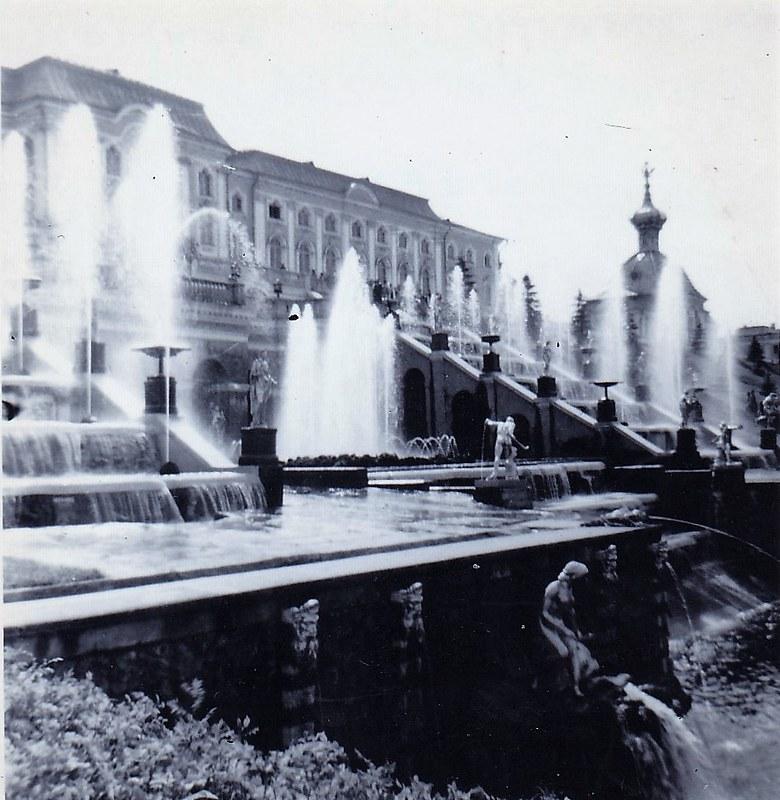 Peterhof Palace Leningrad