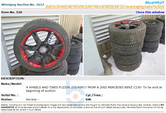 Fuzion Tires Price >> 20160323 Sl 528 4 Wheels And Tires Fuzion 225 45r17 From A