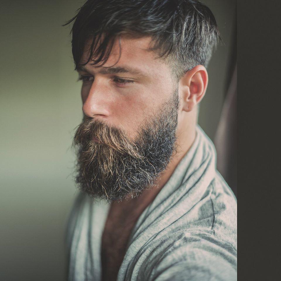Lange Haare Und Bart Modelle Für Männer Der Wichtige Punkt Flickr