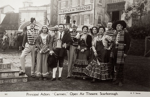 Carmen at the Open Air Theatre | by storiesfromscarborough