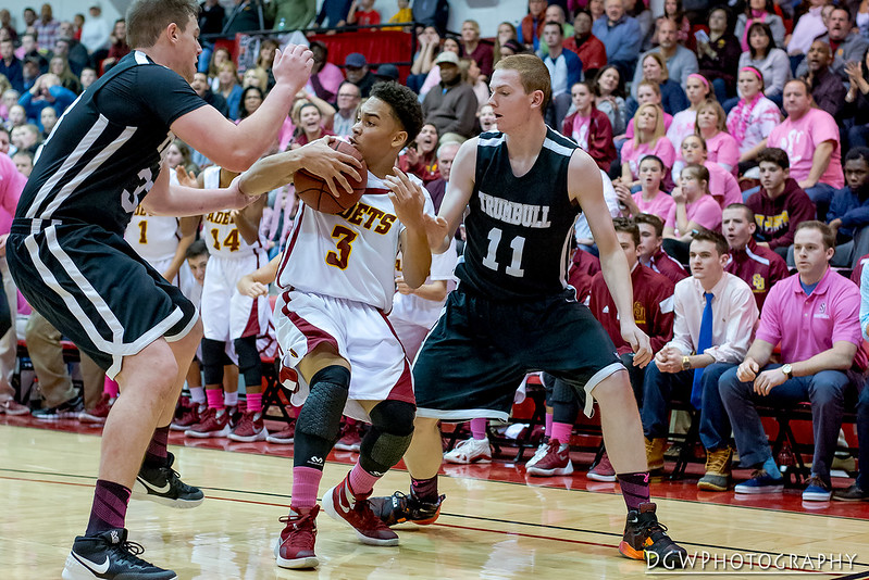 Trumbull High vs. St. Joseph - High School Basketball