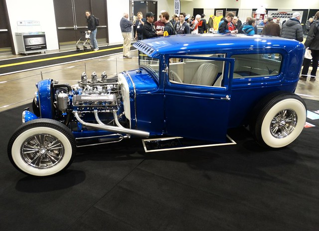 Chris Longhouse's 1930 Ford Custom