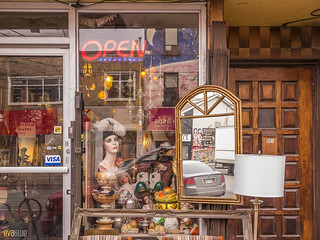 antiques queen street toronto 2 | by Eva Blue