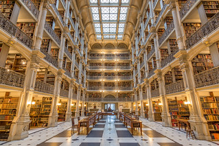 George Peabody Library | by Patrick Gillespie