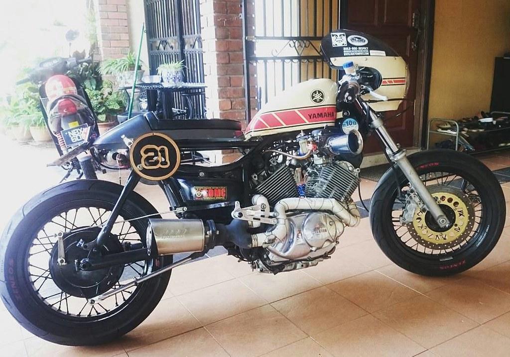 Virago  Cafe Racer