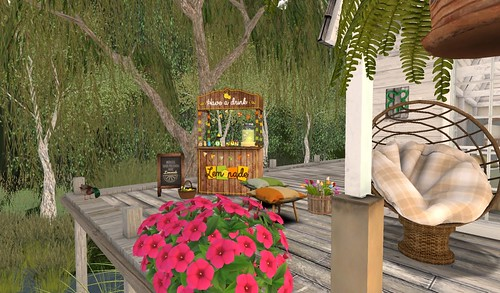 Chez Moi March 2016 Group Gift | by Hidden Gems in Second Life (Interior Designer)