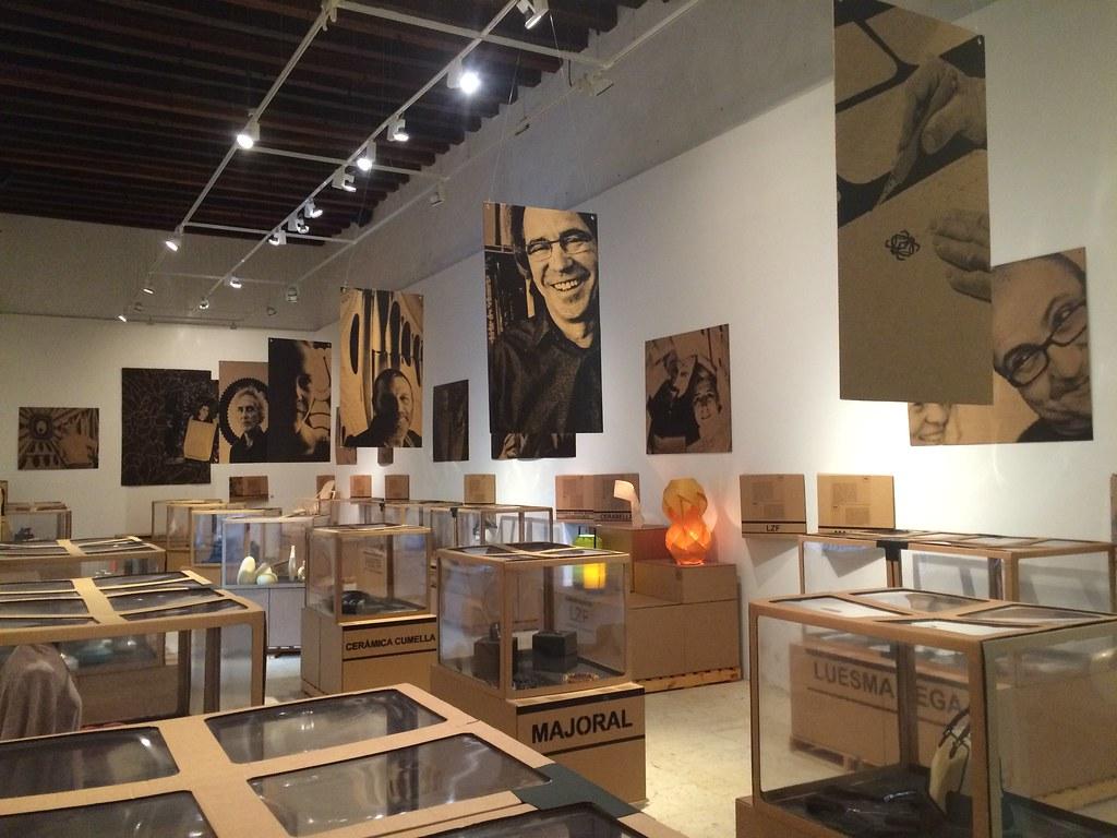 Exposici n artesan a de vanguardia de espa a y colombia for Artesanias de espana