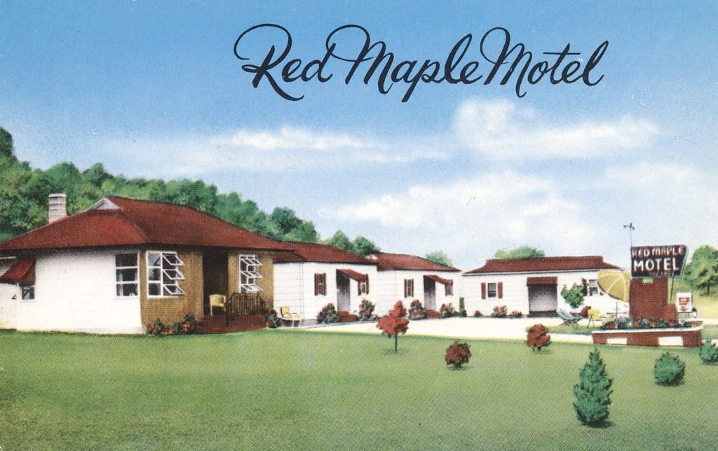Red Maple Motel - Berwick, Pennsylvania