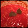 #Sugo al #nduja #homemade #CucinaDelloZio - add bay leaves