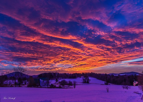 Winter Sunrise | by Tim_NEK