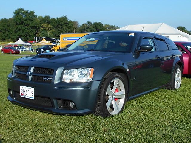 2008 Dodge Magnum Srt8 Carlisle All Chrysler Nationals Ju Flickr