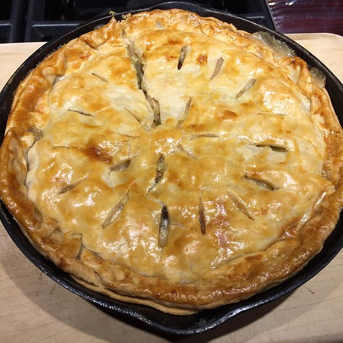 Arkansas food fest chicken and leek pie maccreation f for Arkansas cuisine