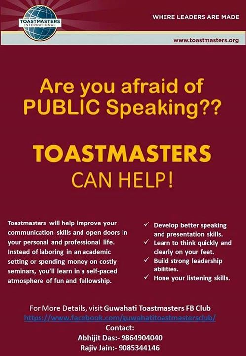 do you want to improve your impromptu speaking skills