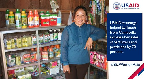 #BizWomenAsia - Inspiring women entrepreneurs USAID works with across Asia | by USAID Asia