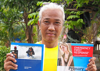 "<img src=""padi-diving-courses-emergency-first-response-tioman-island-malaysia.jpg"" alt=""PADI diving courses, Emergency First Response, Tioman Island, Malaysia"" />"