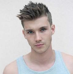 25 Mejores Peinados Para Hombres Afeitado 25 Mejores Afeit Flickr