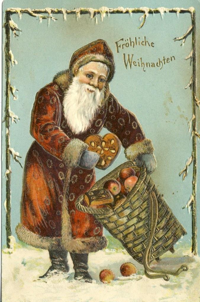 Frohe Weihnachten/ Merry Christmas | Der deutsche Soldat von 1860 ...
